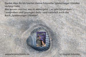 Ende Fotoreihe Spiekerooger Utkieker_Ingrid Schmitz