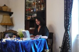 Lesung Krimihotel_Ingrid Schmitz
