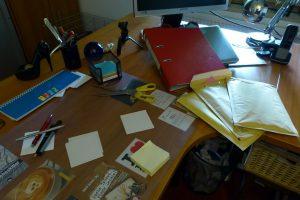 Panik der Notizzettel_Ingrid Schmitz