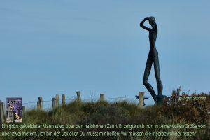 Teil 8 Spiekerooger Utkieker_Mann_Ingrid Schmitz